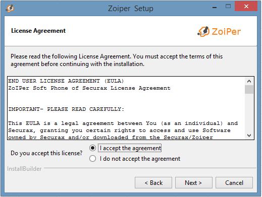 Hướng dẫn cấu hình Zoiper sử dụng tổng đài ảo trên Desktop