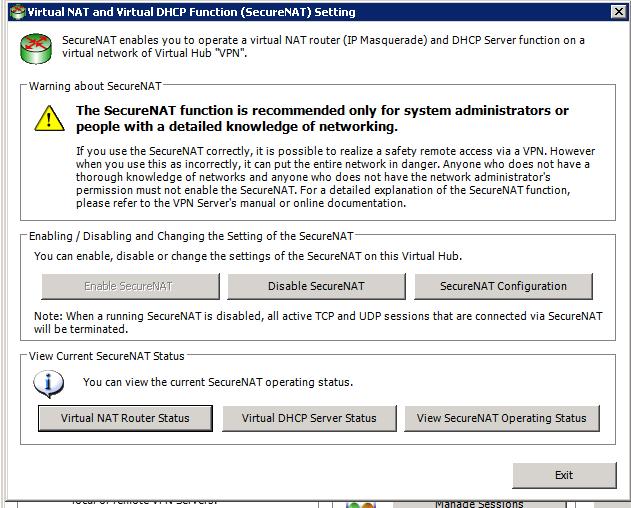 Hướng dẫn cài đặt VPN Server bằng SoftEther VPN Server Manager